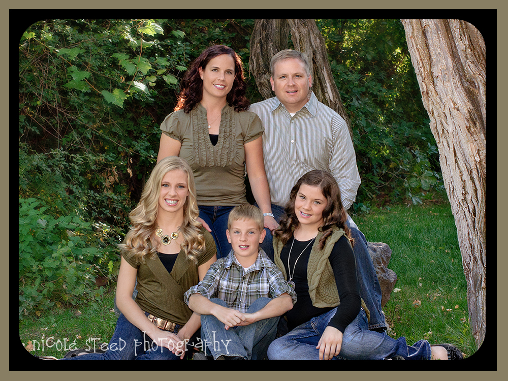 """R"" Family Portraits – Utah Family Photographer